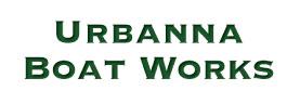 Image of Urbanna Boat Works logo